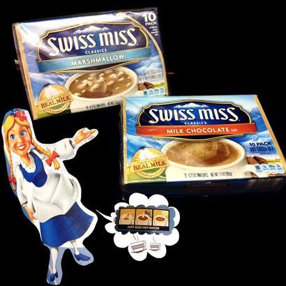 Swiss miss® COCOA-10packs-