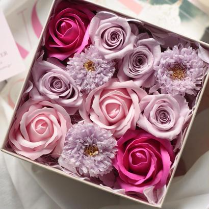 pink berry フラワーBOX