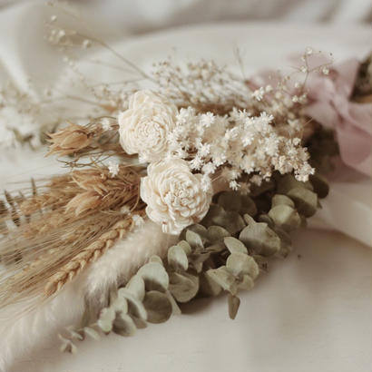 natural botanical dry bouquet