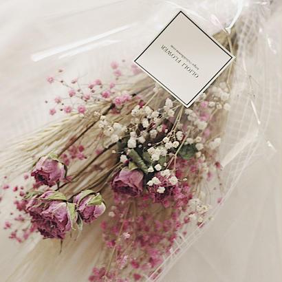 フューシャピンクローズ bouquet