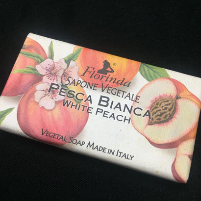 Florinda Soap White Peach