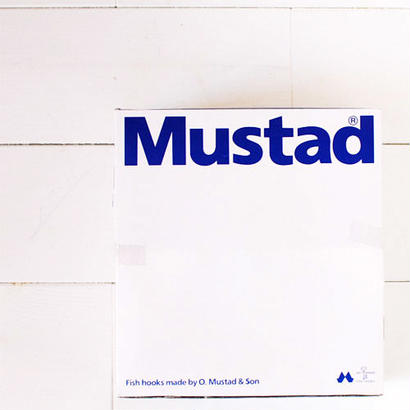 Mustad  W hook #7826