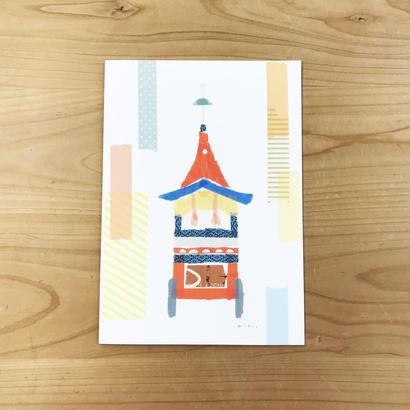 乙女の祇園祭×田村美紀 A5オリジナルノート