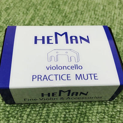 詩門HEMAN ミュート(チェロ用)「型番:PM-02」