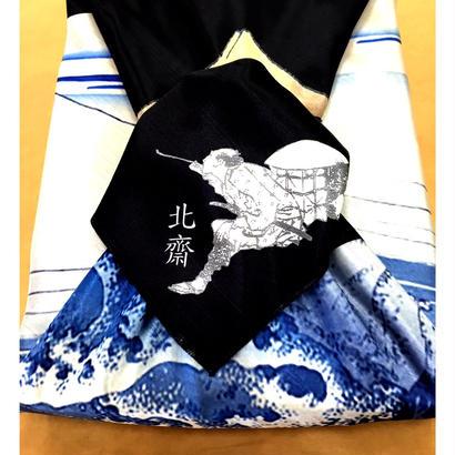 甲州石班澤 (初刷りベロ藍Ver.)/北斎  (Mサイズのみの展開)