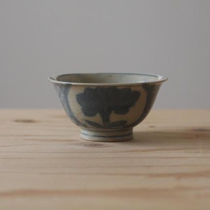 安南の茶碗