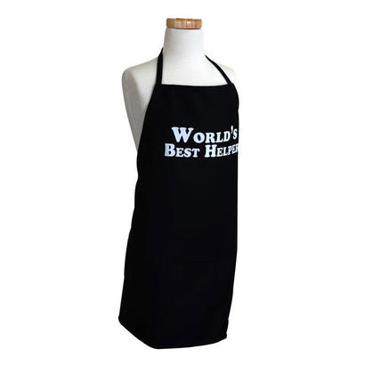 Flirty Aprons 子供エプロン World Best Helper