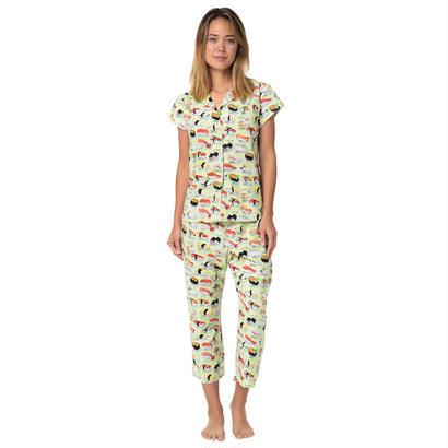 レディース パジャマ Sushi Wasabi  [SALE] ザ・キャッツパジャマズ  The Cat's Pajamas