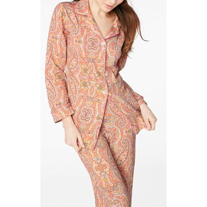 [SALE] BedHead Pajamas レディース ストレッチ パジャマ  Coral Boho Paisley
