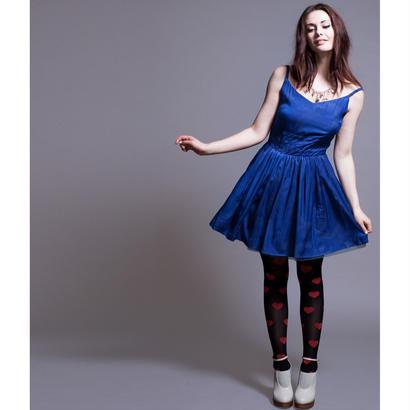 [SALE] Alice's Pig  アリスズピッグ チュチュ風キャミワンピ Tammy's tutu Blue