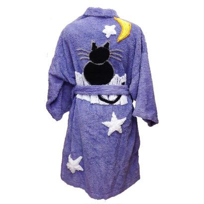 (キャニオングループ) Canyon Group プラッシュ・シェニール キモノローブ Kitty Moon