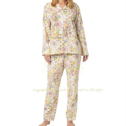 [SALE] The Cat's Pajamas ザ・キャッツパジャマズ コットンレディースパジャマ Sophia Pastel