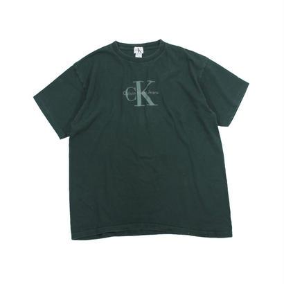 Calvin Klein logo tshirts (Green)