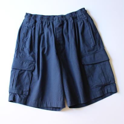 "GOOFY CREATION ""Pile Pocket 2tack Cargo Shorts"" / Navy"