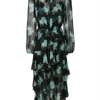 zimmermann ジマーマン Whitewave poppy midi dress ワンピース  定価$1505