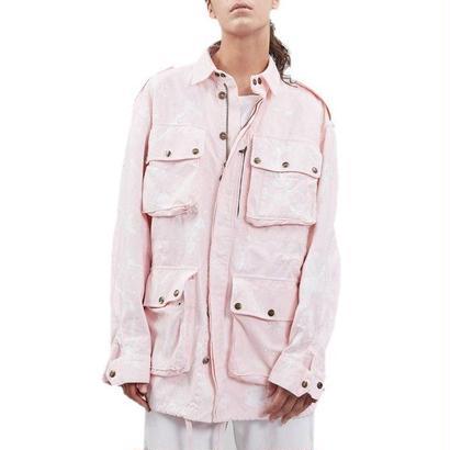 FAITH CONNEXION  Oversized Military Jacket ジャケット 定価17万