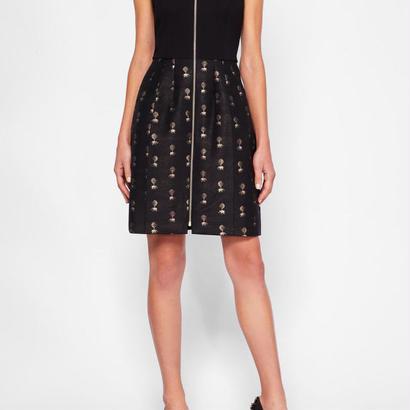 ted baker  テッドベーカー Bechet Spectacular Jacquard Dress $293