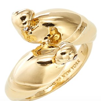 KATE SPADE  Out Of Office Ring 指輪