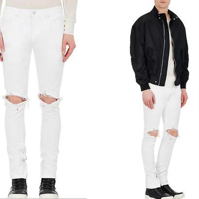FEAR OF GOD フィアオブゴッド  Distressed Slim Jeans デニムパンツ