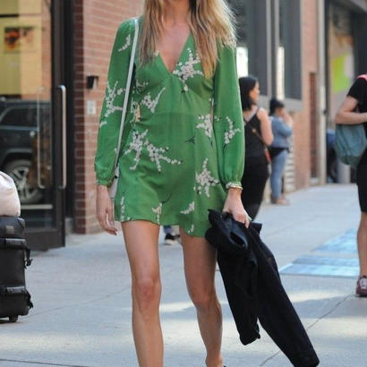 Realisation THE KATE in Summer Loving Green ワンピース