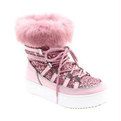 キアラフェラーニ snow boots スノーブーツ 定価53000円