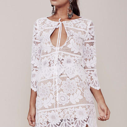 for love & lemons GIANNA セットアップ