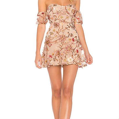 for love & lemons  Botanic Strapless Dress   ワンピース $326