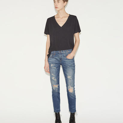 R13 Boy Skinny Distressed Jeans  デニムパンツ 定価$425