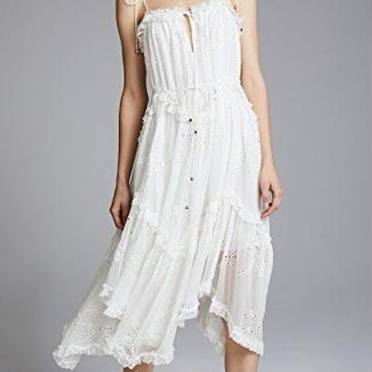 Zimmermann ジマーマンPrima Bow Floating  dress 定価$995