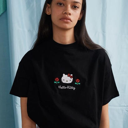 LAZY OAF   HELLO KITTY OVERSIZED T-SHIRT