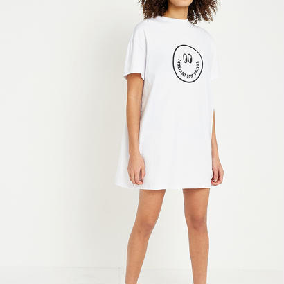 LAZY OAF  NOT INVITED T-SHIRT DRESS ワンピース