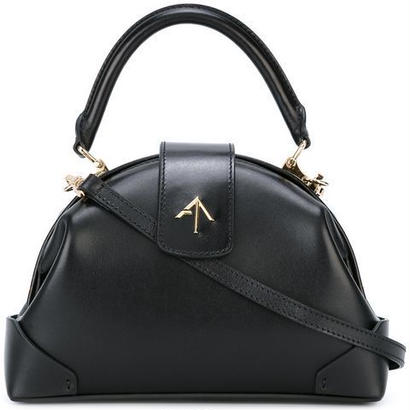 MANU atelierマニュアトリエ Demi Frame crossbody bag $528 バッグ ブラック