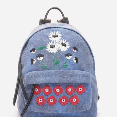 キアラフェラーニ Flowers and Daisies Flirting Backpack バッグパック 定価$440