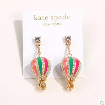 KATE SPADE  気球ピアス