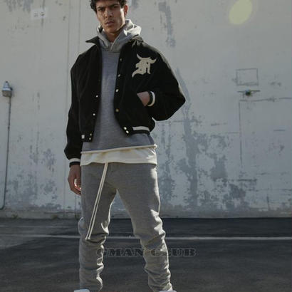 FEAR OF GOD  HEAVY TERRY PANTS