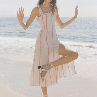 REFORMATION(リフォーメーション)Lavender Dress  ワンピース 定価$218