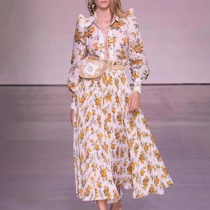 zimmermann ジマーマン Golden linen and silk blouse ブラウス$912