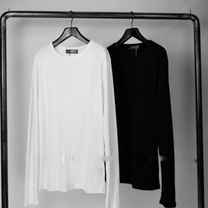 AMIRI ダメージ加工 ロングTシャツ