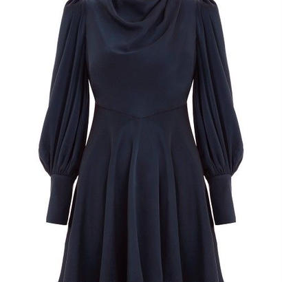 zimmermann ジマーマン COWL SHORT DRESS ワンピース$595