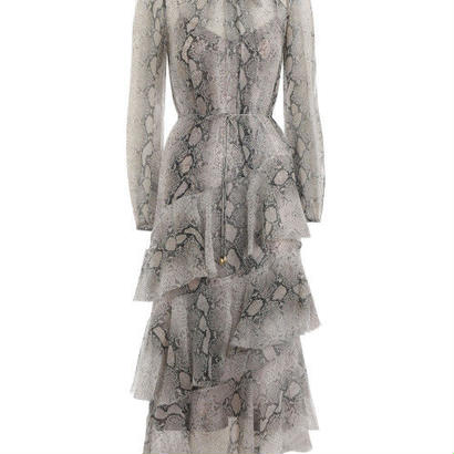 zimmermann ジマーマン CORSAGE TIERED DRESS ワンピース$1100