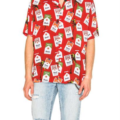 RHUDE ルード ハワイシガレット シャツ $535