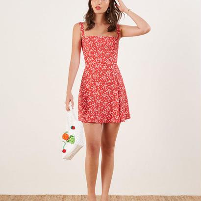 REFORMATION(リフォーメーション)    Abby Dress ワンピース 定価$178