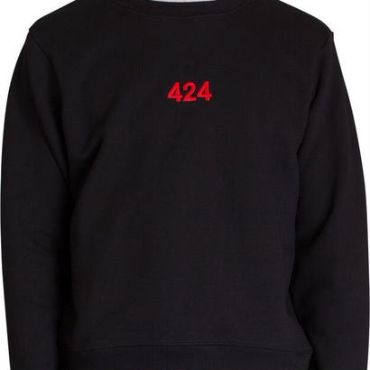 424 Alias crewneck sweatshirt