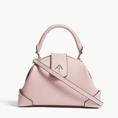MANU atelierマニュアトリエ Demi Frame crossbody bag $528 バッグ バブルガム