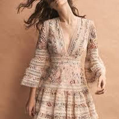 zimmermann ジマーマン Lovelorn Floral Flutter Dress ワンピース 定価$850