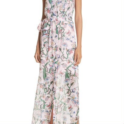 ted baker  Womens Susien Jungle Print Dress ワンピース   $330