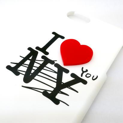 I love you NY iPhoneケース