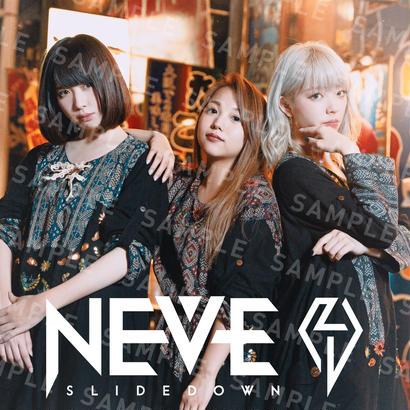 """【NEVE SLIDE DOWN】""""Leaving"""" B2 ポスター"""