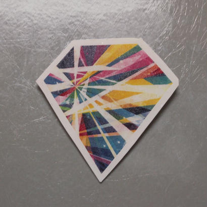 Supernova ブローチ #024