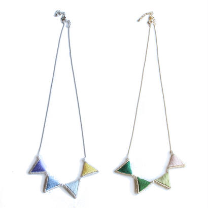 PRISM GARLAND NECKLACE (2015 new colour)